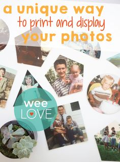 Discover a new and unique way to print your favorite memories right from your smart phone with Parabo Press.