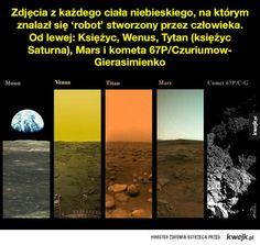 Porcja interesujących zdjęć i gifów Dark Net, The Final Frontier, Venus, Fun Facts, Potato, Lol, Humor, Education, Space