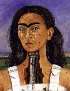 Frida Kahlo - The Mexican Surrealist Artist, Biography and Quotes - The Art Hist. - Frida Kahlo – The Mexican Surrealist Artist, Biography and Quotes – The Art History Archive - Frida Kahlo Diego Rivera, Frida And Diego, Diego Rivera Painting, Frida Kahlo Portraits, Frida Kahlo Artwork, Kahlo Paintings, Frida Art, Mexican Artists, Artist Biography