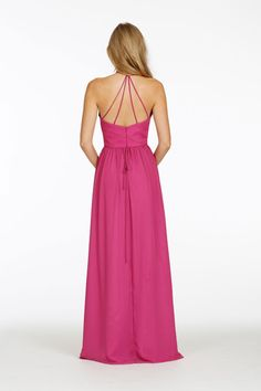 Bridesmaids and Special Occasion Dresses by Jim Hjelm Occasions - Style jh5404