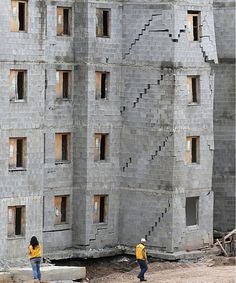 Discover thousands of images about Wow exterior outdoor building Civil Engineering Works, Engineering Disasters, Civil Engineering Construction, Architecture Symbols, Brick Architecture, Construction Fails, Construction Documents, Steel Structure Buildings, Building Structure