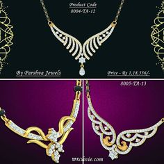 Buy gold & diamond jewellery online in India at lowest price. Buy online jewellery gift for your loved ones from our large collection of jewellery. Diamond Jewelry, Diamond Earrings, Diamond Mangalsutra, Gold Jewellery, Gold Jewelry For Sale, Jewelry Website, Jewelry Patterns, Jewelry Collection, Jewelry Gifts