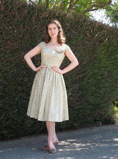 Summer dress diy upholstery
