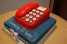 cake telephone