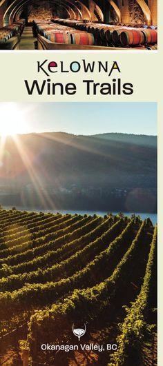 Kelowna Wine Trails,  #Luxury Boutique B & B in West #Kelowna: www.lakeviewmemories.com