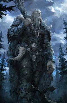 giant by Llyncis.deviantart.com on @DeviantArt