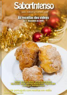 Revista SaborIntenso Dezembro 2009  Receitas de Culinária dos Vídeos SaborIntenso de 2ª a 6ª. Gastronomia Portuguesa e Internacional.