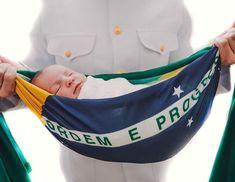 Bandeira do brasil (Foto: Bruna Costa)
