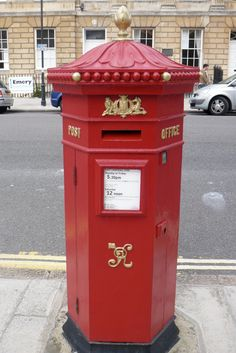 This is a Victorian Post Box circa (1837 - 1901) located in Cornwall Gardens, London W8. It has the VR cypher for Victoria Regina.