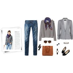 Chilly Spring Day, created by summitsp on Polyvore