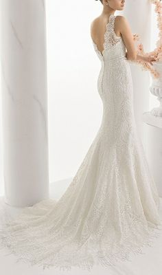 Alma Novia Nuria Wedding Dress
