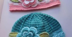 Crochet hat | Baby/Kids Ideas | Pinterest | Crochet Girls, Crochet and Crochet Hats