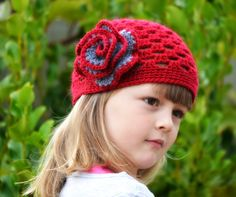 cloche hat   Want to make this for my Granddaughter.  Others are cute, but this one is SOOOO Ellie!