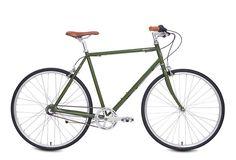 Bedford 3 Speed // Bike to work // Brooklyn Bicycle Co