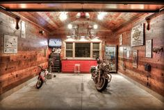 Motorcycle Stable!! Land's End Development