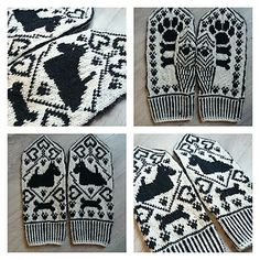 This is just a basic pattern created for my Grandmother due to her love of Scottish terriers ;)