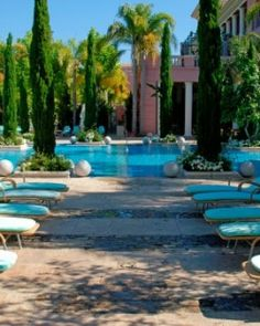 Hotel Villa Padierna Palace (Marbella, Spain) - #Jetsetter
