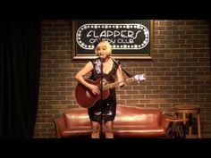 VIDEO: Actress, Comedienne, Writer, Singer, Guitarist Denise Vasquez Performing Stand-Up Comedy & Music @Sonia Conca Comedy Club Main Stage May 11th, 2014...