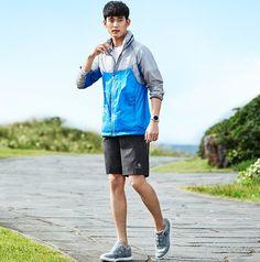 Kim Soo Hyun for Beanpole Outdoor 2016 ❤️ J Hearts