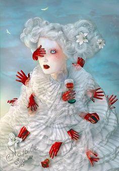 Natalie Shau. Empty Dreams, 2006-2008.  http://natalieshau.carbonmade.com/