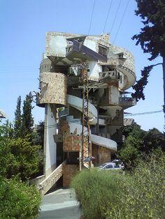 ˚Odd House, Israel