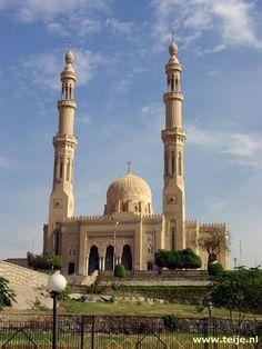El-Tabia Mosque ~ Aswan, Egypt