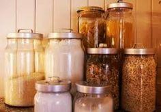 52 weeks of food storage, a list of something to buy each week.