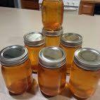 Peach pie moonshine drink