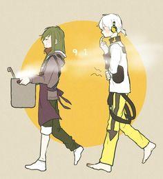 Kagerou Project - Tsubomi Kido - Konoha - Humor