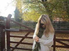 The Liv Hanbury Shrug in natural teamed with a cosy scarf and wellies for a Sunday fun day. What would you wear it with?