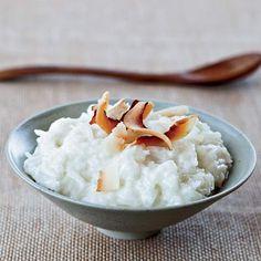 Coconut Arborio Rice Pudding #RicePudding