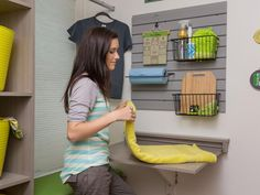 Make Your Laundry Room Work Harder Than Any Other Space In Your Home With  These Clever