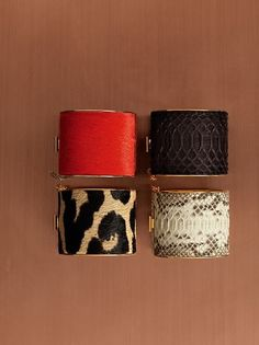 My craft supplies are in storage for a while and I've been going nuts. My other half and I cannot agree on when to move it all up to MA. I just came up with a great leather cuff idea while doing other things. Longing to make style! ;-)