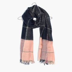 Madewell Womens Brushed Plaid Scarf Plaid Scarf, Autumn Winter Fashion,  Winter Style, Madewell c684be02bdd