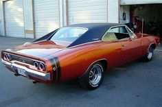 Mostly Mopar Muscle: Photo Custom Muscle Cars, Best Muscle Cars, American Muscle Cars, Custom Cars, 1968 Dodge Charger, Charger Rt, Drag Racing, Auto Racing, Hot Cars