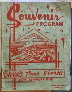 VIGNETTES OF BAAO HISTORY first appeared in the Baao Town Fiesta 1962 Souvenir Program. by Luis G. Dato and Rev. Andres Mariano There are still many gaps and mooted questions in Baao's long and chequered history awaiting the assiduity of future local historians. On pp. 213-215 of the Estado Geografico, Topografico, Estadistico, Historico, Religioso, de... 10 Year Old, Vignettes, This Or That Questions, Future, Souvenir, Future Tense