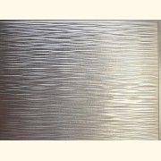 """Mojave Brushed Nickel  Faux Tin Backsplash Panel (pack of 10).  Size: 24""""X18"""" Price: 199.00 USD #TalissaDecor#backsplash#kitchen#reno#kitchenrenovation#decor#backsplashpanels"""