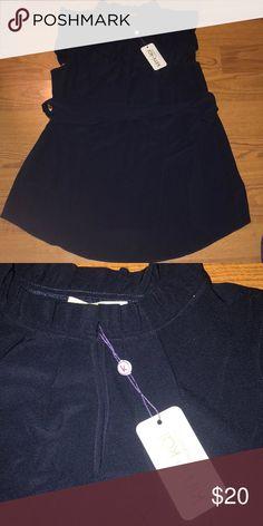 833bfd674d63c BNWT KIMMI & KAI Womans Maternity Navy Dress L BRAND NEW WITH TAGS KIMMI &  KAI