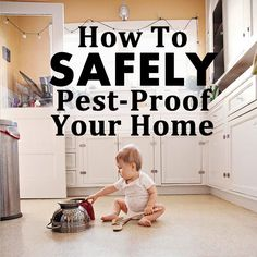 The chemicals you use to get rid of unwanted critters could be harming your family. Try these expert tips to nix pests without endangering anyone's health.  http://www.parents.com/health/injuries/safety/pest-proof-your-home-safely/?socsrc=pmmpin130417pttSafePestControl