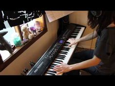 Boychild - Counting What If's - piano