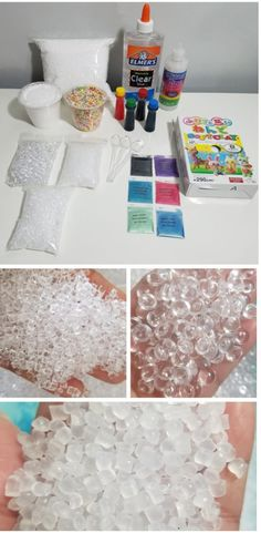 Other kids crafts 28145 alex toys do it yourself wear watch it kit other kids crafts 28145 9oz clear glue blue daiso soft clay crunchy slime floam solutioingenieria Choice Image