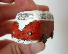 Quirky miniature vehicle