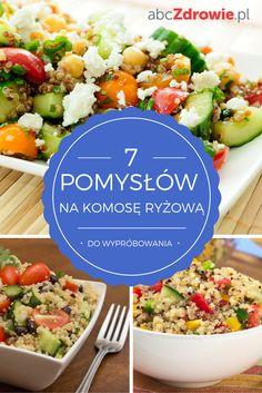 Quinoa, czyli komosa ryżowa to superfood, który zyskuje coraz więcej zwolenników. Jest smaczna, bardzo zdrowa i prosta w przygotowaniu. Dania z komosą ryżową powinny znaleźć się w waszym jadłospisie.  #komosa #komosaryżowa #quinoa #superfoods #healthy #healthyeating #abcZdrowie