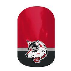 Jamberry Nail Wraps - SCSU Huskies