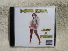 Miss Kisa Just a Phase CD Sealed NEW