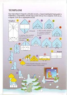 * Origami: Kerk
