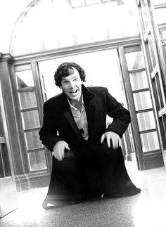 Sherlock Holmes, Benedict Cumberbatch