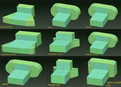 Z Brush tips ,,(Zmodeler)(nan mesh)(array - Page 6 Zbrush Tutorial, 3d Tutorial, Face Topology, Hard Surface Modeling, Modeling Tips, Software, 3d Design, Sculpting, Pin Up
