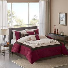 Karris 7 Piece Comforter Set