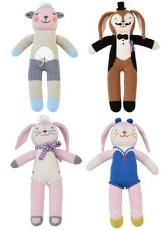 Annual Survey: {Giveaway} Win one of four BlaBla Dolls